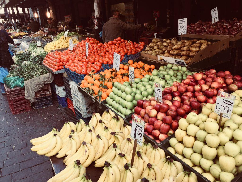 Markt Athen