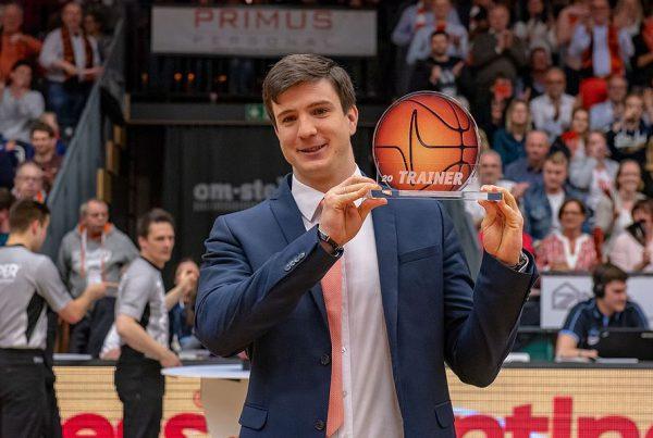 Trainer des Jahres: Petro Calles (Foto: Christian Becker)