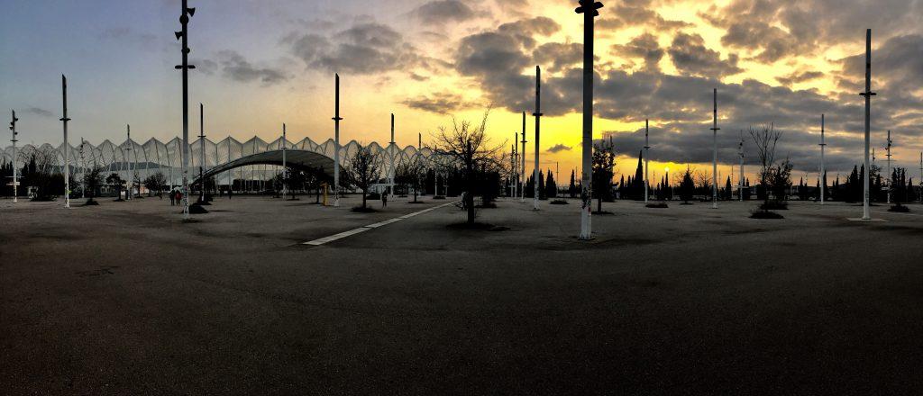 Olympiapark Athen