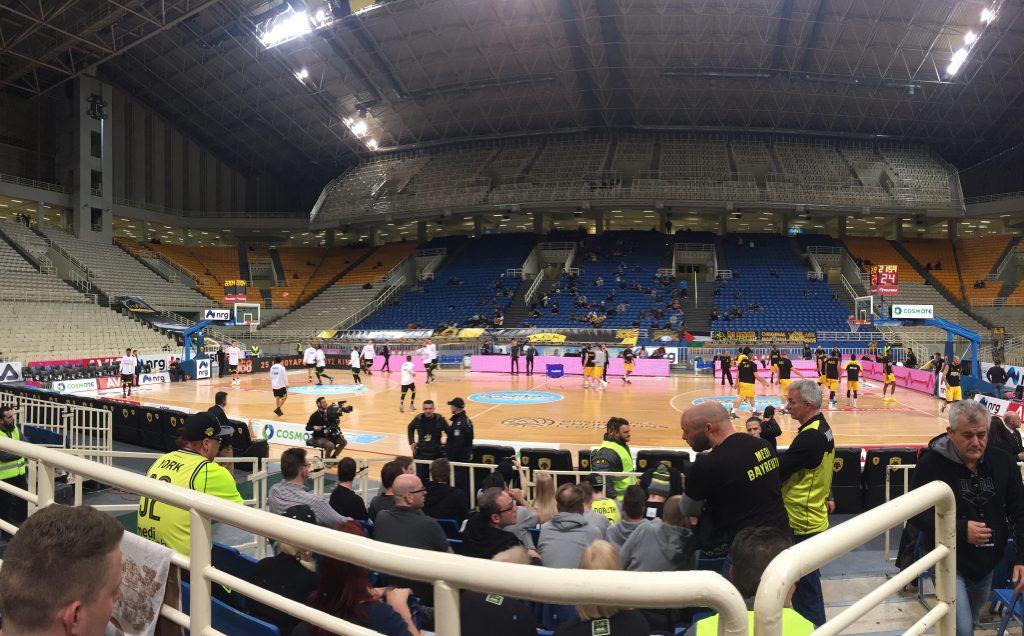 Basketball Athen